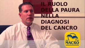 Il ruolo della paura nella diagnosi del cancro